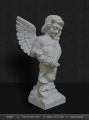 Grey Granite Angel 24""