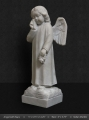 "Italian Marble Angel with Tears 12"" - MS432/30"