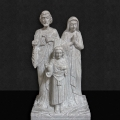 Jade White Holy Family Granite 25""