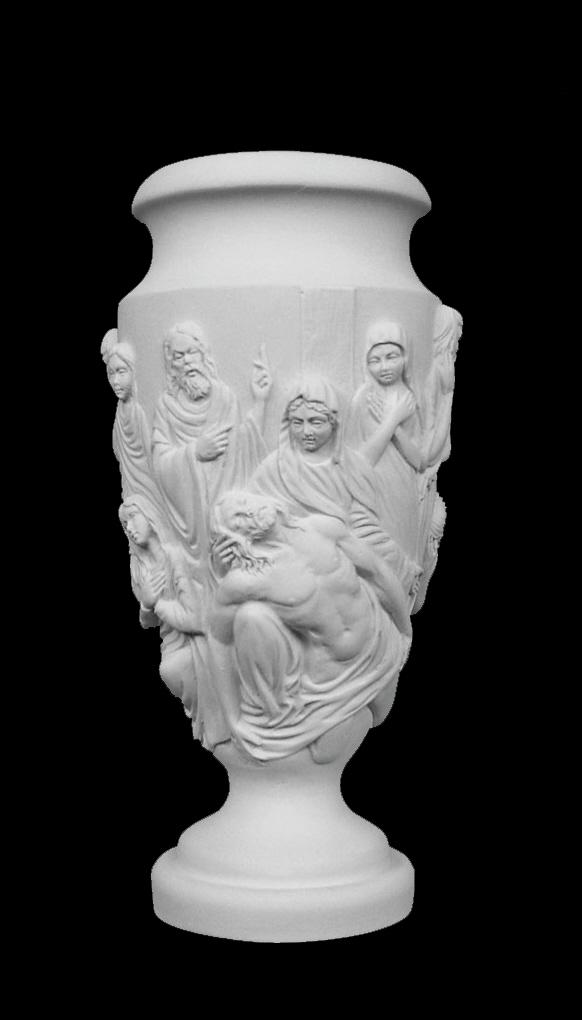 Bonded Marble Vases
