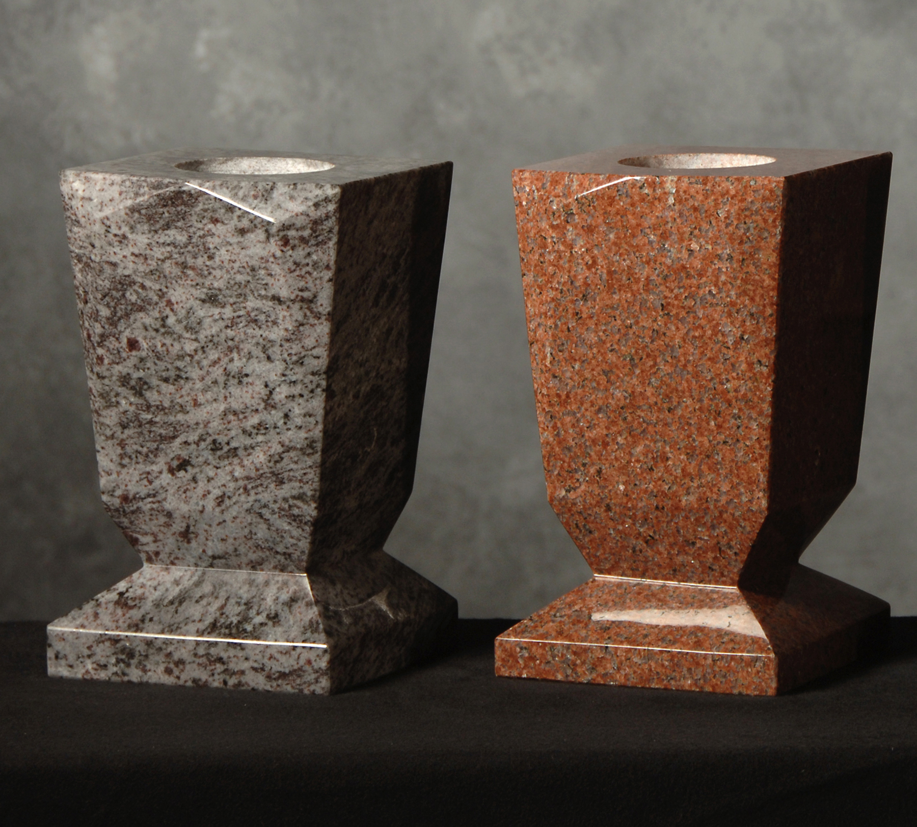 Roquemore Marble And Granite Specialty Flower Vases