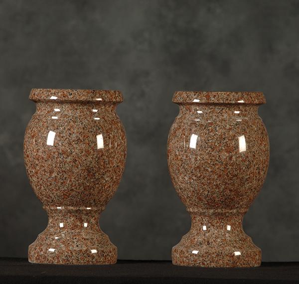 Roquemore Marble And Granite Granite Vases
