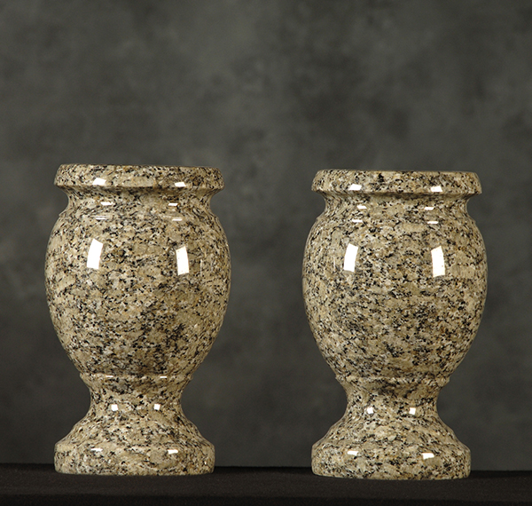 Roquemore Marble And Granite Granite Vases